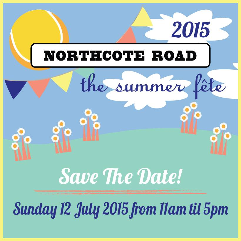 Northcote Road Fete 2015